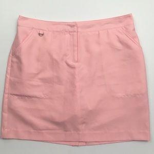 IZOD XFG Pink Golf Skort Size 6 ⛳️